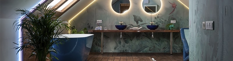 """Тропический ливень на чердаке: светильники Maturo в выпуске """"Дачного ответа"""""""