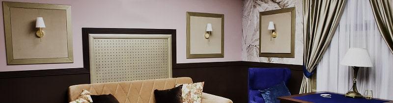 «Восточный экспресс» в подвале: светильники Diafano и Antique в выпуске «Фазенда Лайф»