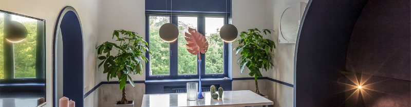 """Binoco осветили концептуальную гостиную в эфире """"Квартирного вопроса"""" на НТВ"""