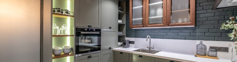 Illumo L1 осветили кухню с рощей в эфире «Квартирного вопроса»