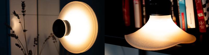 Светильник на присоске и немецкий дизайн