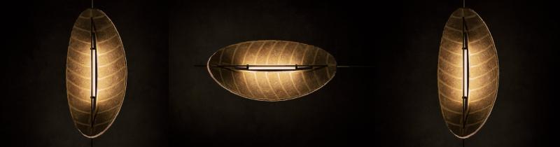 Лампы-светлячки из грибного мицелия