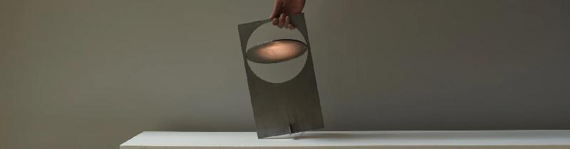 Меньше значит больше: брутальный светильник OBJ-01