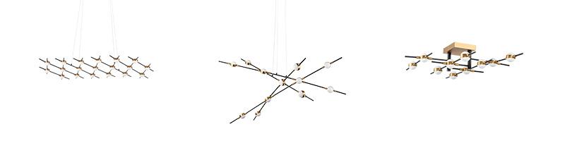 В ассортименте Lightstar Group появилась новая коллекция Bergamo!