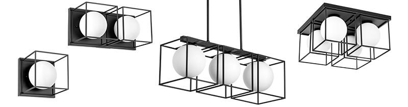 Обновление Gabbia демонстрирует свет в кубе