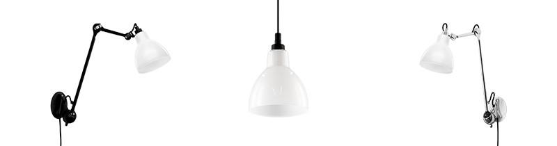Loft пополняется светильниками со стеклянными плафонами