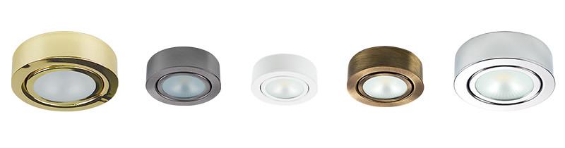 Обновление коллекции мебельных светильников Mobiled