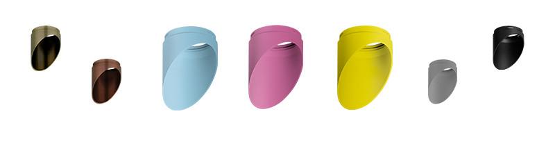Новый дизайн для светильников Rullo от Lightstar