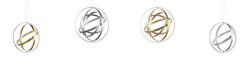 В коллекции Saturno новые люстры с подвижными плафонами