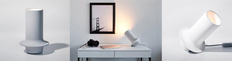 Настольная лампа Orbit. Синтез 3D-печати и дизайна.