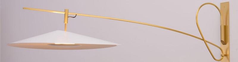 Балансирующие светильники от нью-йоркской студии