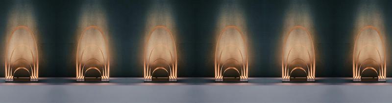Арочные светильники от Гектора Эсраве