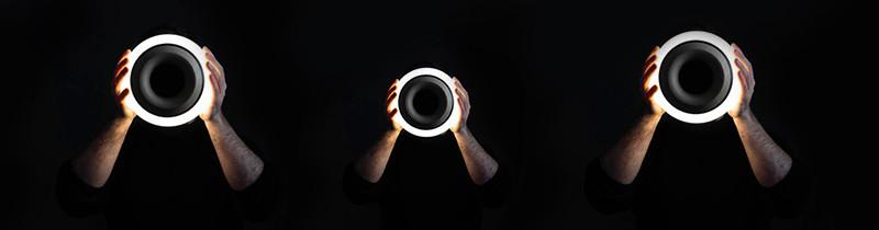 Светильник Oupio: эстетика функциональности