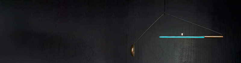 Свет океана или биолюминесцентная лампа от Терезы ван Доген