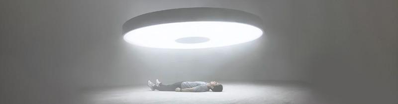 Тет-а-тет со светом в инсталляции Halo