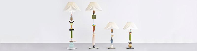Коллекция ламп, освещающая глобальную проблему