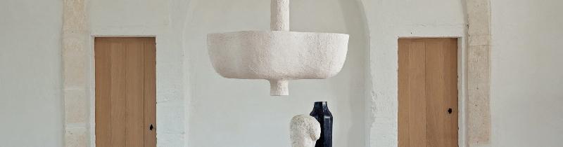 Светильник в честь древнегреческого полубога