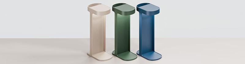 Прямолинейный дизайн: светильник от корейского дизайнера