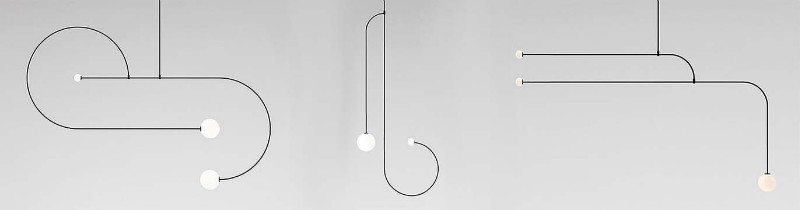 Чудеса светового баланса в светильниках Майкла Анастассиадеса