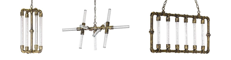 Новая коллекция люстр Condetta от Lightstar
