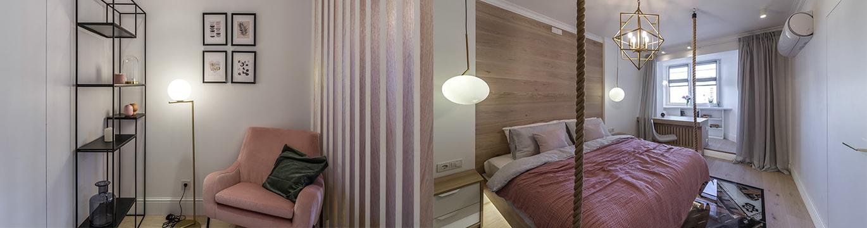 """Светильники Lightstar на НТВ осветили окно на полу над кроватью в """"Квартирном вопросе"""""""