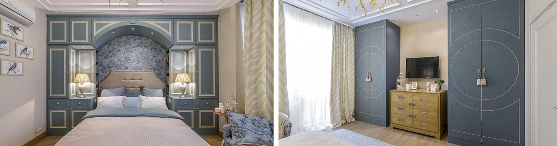 Секреты бирюзовой спальни «Квартирного вопроса» со светильниками Lega 11