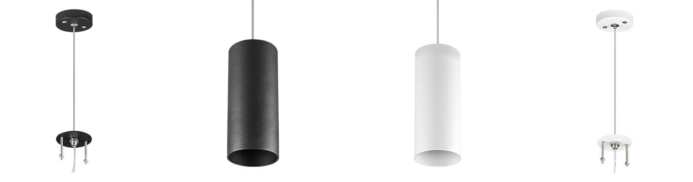 Новинка в серии Rullo - подвесные крепления для светильников