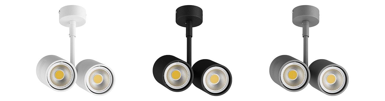 Новые светильники в коллекции Rullo