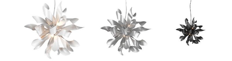 Новые люстры в коллекци Turbio
