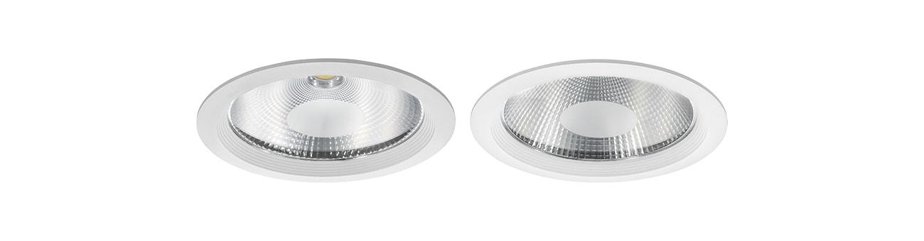Новые светильники в коллекции FORTO