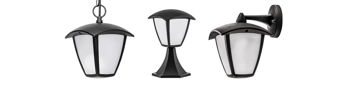 Новая коллекция LAMPIONE - уличные светильники от Lightstar by Lightstar Group