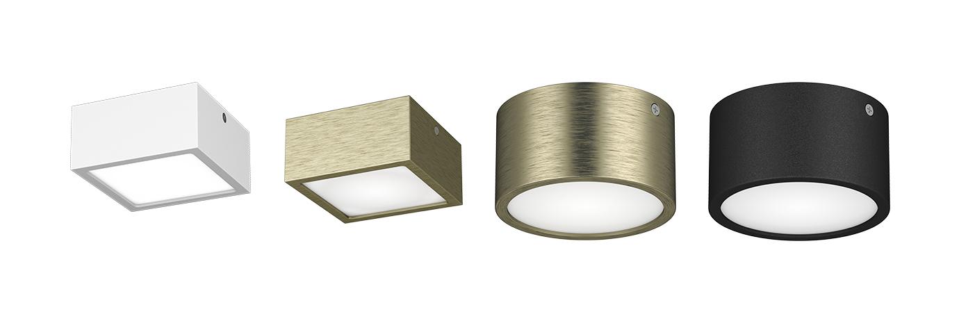 Обновление коллекции светильников Zolla